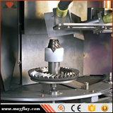 Máquina Peening de tiro da plataforma giratória do OEM de China, modelo: Mrt2-80L2-4