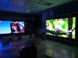 Afficheur LED visuel polychrome de publicité d'intérieur
