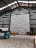 鋼鉄風の証拠の圧延シャッタードア