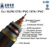8.7/15kv Mv los cables de alimentación Cables de un solo núcleo a la IEC 60502