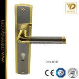 Maniglia in lega di zinco o di alluminio della serratura di portello sul grande piatto (7022-Z6101)