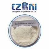 Acetato steroide del testoterone di Bodybuiding di migliore qualità/acetato CAS 1045-69-8 della prova