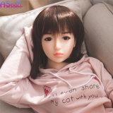 Neueste Japaner-und Europa-Art-Größengleichsilikon-Geschlechts-Puppe