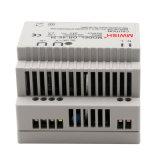 Wechselstrom 45W zu Gleichstrom 100-240VAC zu Cer RoHS ERP ISO9001 der 24VDC 2A LÄRM Schienen-Schalter-Stromversorgungen-Dr-45-24
