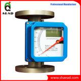 Tubo de metal de medidor de caudal variable Area Rotameter