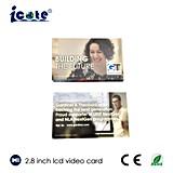 Nieuw Ontwerp voor LCD Adreskaartje met Uitstekende kwaliteit