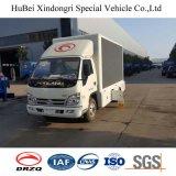 Neues Entwurf Dongfeng 9cbm Anschlagtafel-Fahrzeug mit guter Qualität