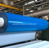 PVC конвейерной для индустрии качества еды светлой
