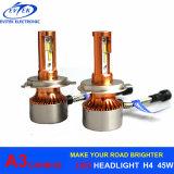 90W 12000lm A3 Auto-Licht H4/9003 H1 H3 H7 H11 9005 9006 H13 LED Scheinwerfer-Selbstscheinwerfer-Installationssätze