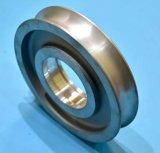 Rueda de fundición de aluminio para ruedas de poliuretano