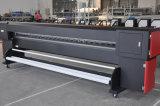 máquina de impressão solvente do grande formato de 3.2m com cabeça de impressão de Konica