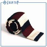 Cravatta lavorata a maglia azione poco costose calde di prezzi di vendita per l'uomo