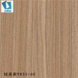 Mejor Venta de madera resistente al agua de la puerta de la hoja de laminado hpl Skins