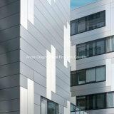 PVDF résistant au feu des panneaux en aluminium Anti-Seismic Honeycomb pour les systèmes d'affichage/ Conseil d'exposition