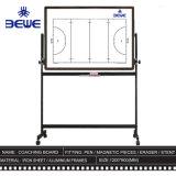 2018 Factory 4 Pilar Treino Desportivo de auditoria Board tática portátil magnético dobrável Soccer Coaching Board