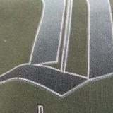 Décharge à manches courtes de l'impression personnalisée lavé T Shirt