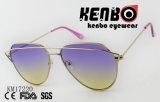 Солнечные очки способа с цветастым объективом Km17220 океана
