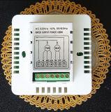 Thermostat de bobine de ventilateur de climatiseur de Digitals de thermostat de qualité