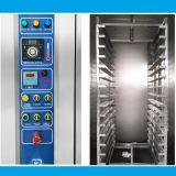 Horno comercial de alta calidad de la máquina en equipos de Panadería / horno rotativo / 32 bandejas
