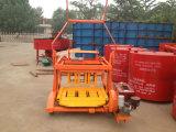 Shengyaの熱い販売法の製品Qm4-45ディーゼルEnginの油圧煉瓦作成機械