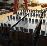 Einstöckige vorfabrizierte Gebäude der Stahlkonstruktion Erecte
