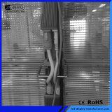 P7.8/7.8mm 최고는 광고를 위한 재생율 발광 다이오드 표시 유리를