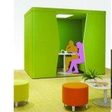 شعبيّة أسلوب إدماج خشبيّة مكتب اجتماع مقصورة