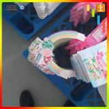 Scheda della gomma piuma del PVC stampata abitudine (Tj-04)
