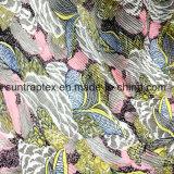 75D de haute qualité chiffon d'impression, de tissus pour vêtements de tissu en mousseline ondulée