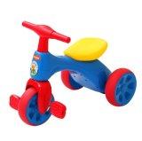 귀여운 아기 장난감 그네 차 아이를 위한 플라스틱 강선전도 차 세발자전거