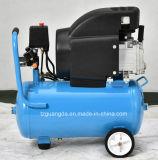 Zfl25-B Compressor van de Lucht van Ce RoHS 2HP 1.5kw de Directe Gedreven Draagbare