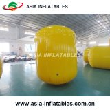 Cylinder Inflatable Floating Marker Buoy for Toilets Swimming Race