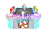 Het muntstuk stelde Arcade van het Spel van de Visserij van 6 Mensen de Elektronische in werking