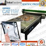 Gerber Solara UV2/Solara 이온 1L UV 치료할 수 있는 잉크 주머니