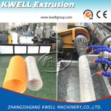 12-200mm PVC螺線形のホースの生産ライン、給水のホースの押出機