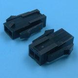 3.0mm Abstand-Kabelschuh2 Pin-Draht-Stecker-Verbinder
