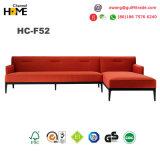 Французская кровать софы отдыха мебели типа для живущий мебели/спальни/домашнего комнаты (HC-F52A)