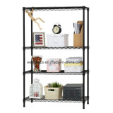 NSF Black 4 animal Wire rack Decorative display shelf Livingroom STORAGE Shelving
