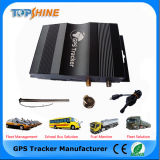 Alto perseguidor de múltiples funciones sensible del GPS con el sensor del combustible de RFID 4