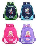 En vedette de promotion d'enfants Schoolbag Schoolbag Fille du sac de 1 à 3 Grade Cartoon