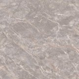 Mattonelle di pavimento lustrate superficie lucida di marmo grigia della porcellana di sguardo 60X60