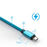 кабель USB нейлона 1m 1.5m 2m Braided для iPhone6/6p/7/7p