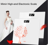Balance MD-09 de Digitals de poids corporel de salle de bains adulte d'échelle