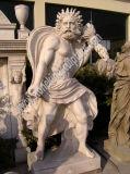 Statue de sculpture sur pierre de qualité supérieure pour le jardin (SK-2072)