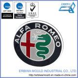 De moldeo de plástico ABS Chromeplastic 3D coche Logo / Badge