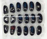 Alphanumetric Silikon-Gummi-Matrix-kleiner Tastaturblock
