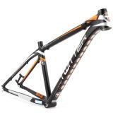 рамка велосипеда горы 27.5er MTB алюминиевая с серебристым логосом