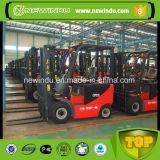Precio de la máquina Cpd15 de la carretilla elevadora de la batería de China Yto