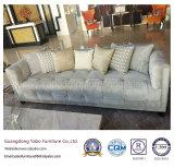 La mobilia moderna dell'hotel per la mobilia dell'ingresso con il sofà ha impostato (YB-CO3031)