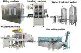 Bouteille PET automatique de l'eau mise en bouteille de soda de jus de machine de remplissage